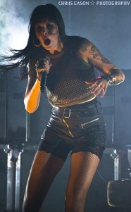 Sleigh Bells (Granada Theater, Dallas, TX) - Chris Eason Photography