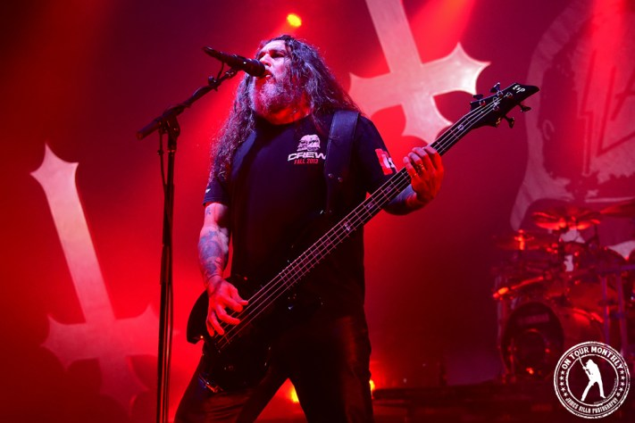 Slayer (South Side Ballroom - Dallas, TX) 11/13/13 - ©2013 James Villa Photography, All Rights Reserved