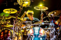 Ray Luzier - Korn - Fort Rock 2014