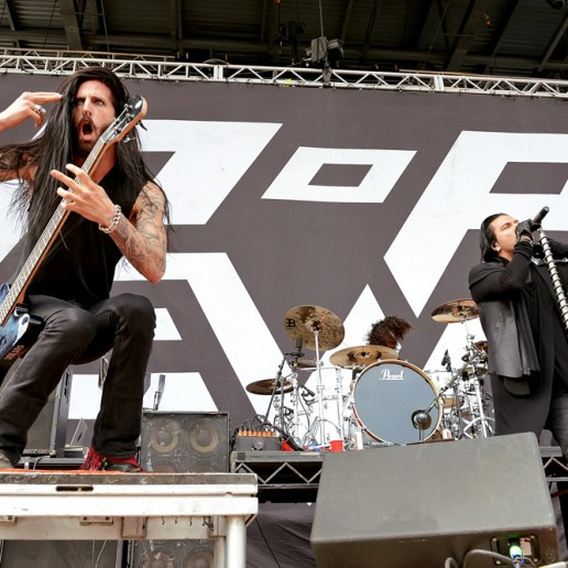 Rock on the Range - Columbus, OH) 4/17/14