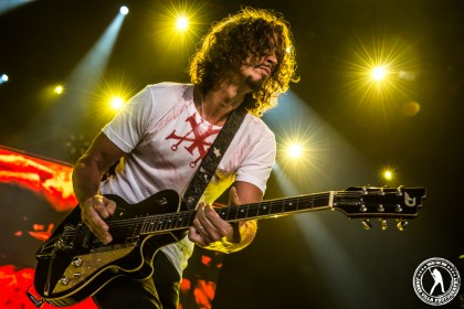 Chris Cornell - Soundgarden (Gexa Energy Pavilion - Dallas, TX) 8/17/14