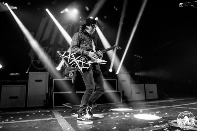 Pierce The Veil (South Side Ballroom - Dallas, TX) 3/1/15