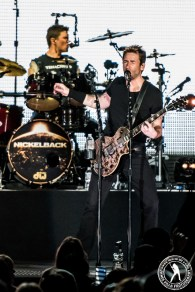 Nickelback (Gexa Energy Pavilion - Dallas, TX) 4/3/15