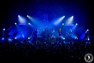Floor Jansen - Nightwish (The Bomb Factory - Dallas, TX) 5/5/15