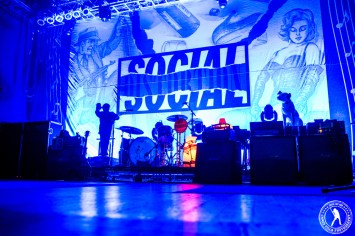 Social Distortion (House of Blues - Dallas,TX) August 2, 2015