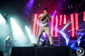 Deftones (Gexa Energy Pavilion - Dallas, TX) 8/20/15