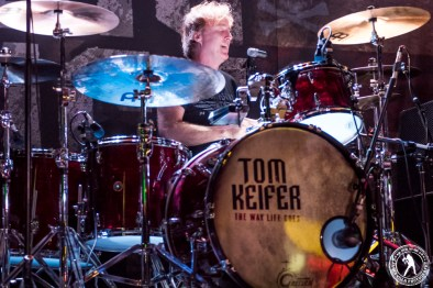 Tom Keifer (Gas Monkey Bar & Grill - Dallas, TX) September 17, 2015