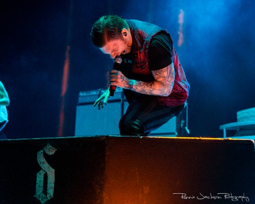Shinedown / Gexa Energy Pavilion / Dallas TX / 5-29-2016