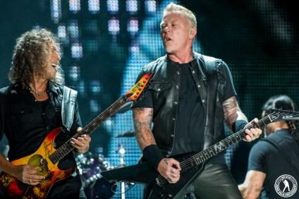 Metallica (AT&T Stadium - Arlington, TX) 6/16/17 ©2017 James Villa Photography, All Right Reserved