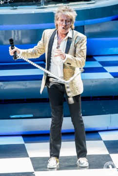 Rod Stewart (Verizon Theater - Grand Prairie, TX) 8/11/17 ©2017 James Villa Photography, All Right Reserved