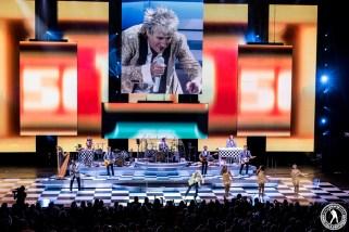 Rod Stewart (Verizon Theater - Grand Prairie, TX) 8/11/17 ©2017 James Villa Photography, All Right Reserved