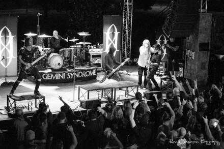 Gemini Syndrome - Brought To Light Tour