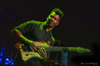 Tosin Abasi - Generation Axe (The Bomb Factory - Dallas, TX) 12/14/18 ©2018 Ronnie Jackson Photography, All Rights Reserved.