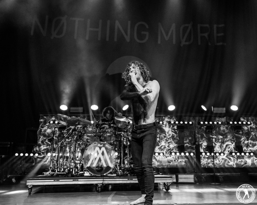 Nothing More (South Side Ballroom - Dallas, TX) 3/22/19 ©2019 James Villa Photography. All Rights Reserved.