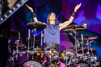 Scott Travis / Judas Priest / The Bomb Factory / Dallas TX / 5-31-2019