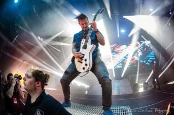 Jerry Horton - Papa Roach - Southside Ballroom - Dallas Tx - 7-27-2019
