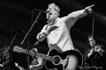 Flogging Molly / The Pavillion at Toyota Music Factory / 8-13-2019