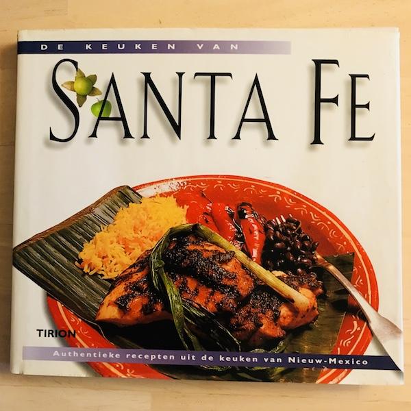 De keuken van Santa Fe – Dave DeWitt