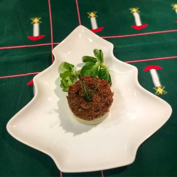 Aardappel- knolselderijpuree met stoofvlees