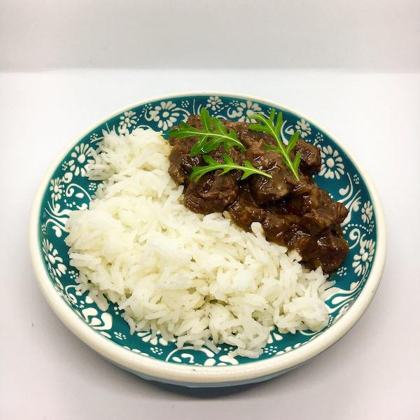 Kruidig stoofvlees met vadouvan