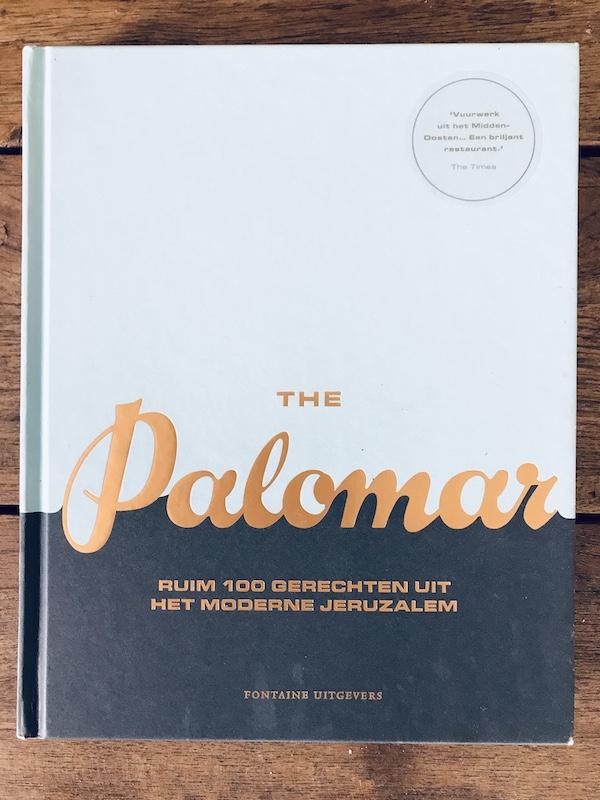 The Palomar-ruim 100 gerechten uit het moderne Jeruzalem