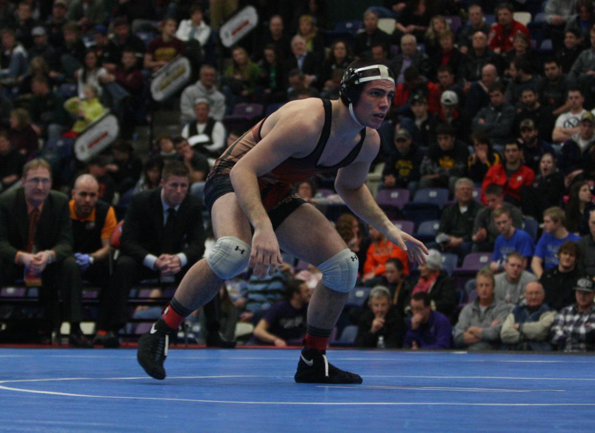 2013 NCAA III Wrestling Championships Day 2 Ohio Northern