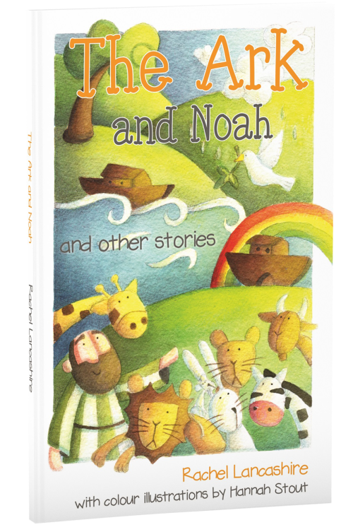 The Ark and Noah_3D