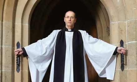 The Guardian Reports on Punk-Turned-Vicar