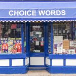 Bestseller is Book of the Month at local bookshop
