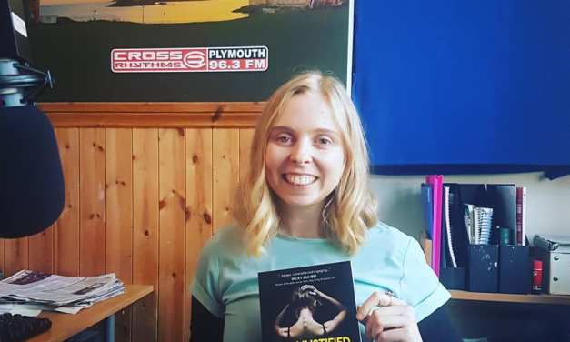 Leah Jeffery interviewed by Cross Rhythms Plymouth Radio station