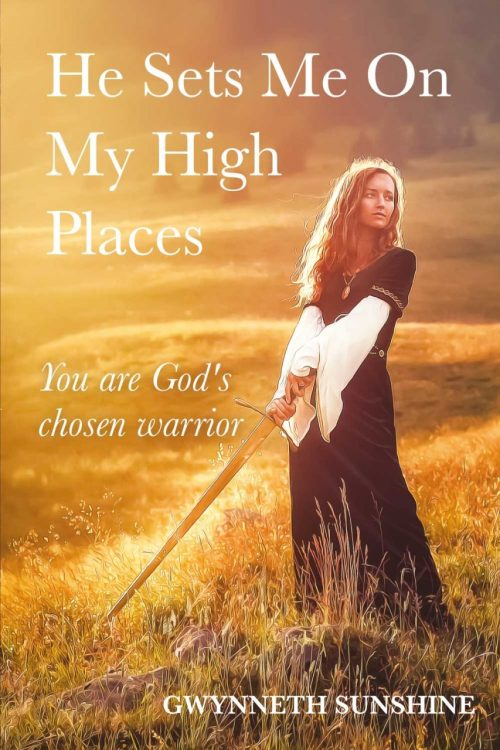 He Sets Me on My High Places Front Cover