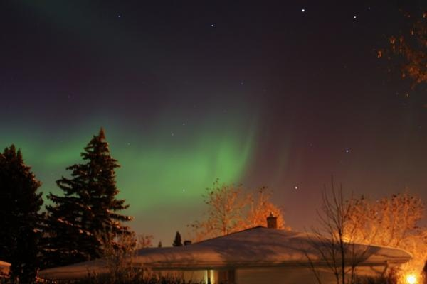 Can You See Northern Lights Michigan Tonight