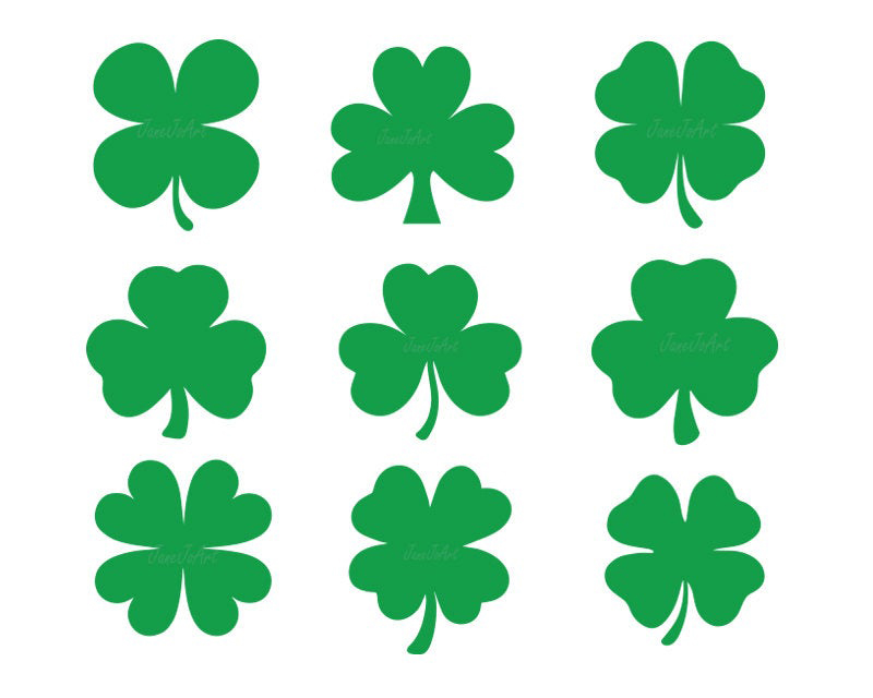 Download Shamrock SVG, Saint Patricks Day Svg, Cricut Cut files ...