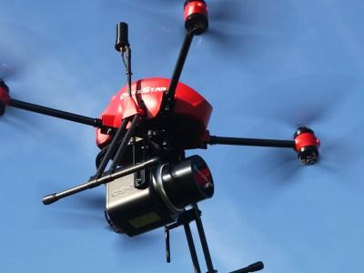 drone lidar uav survey