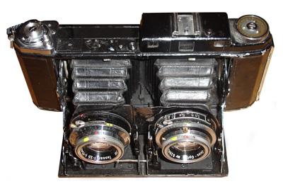Old photogrammetry camera
