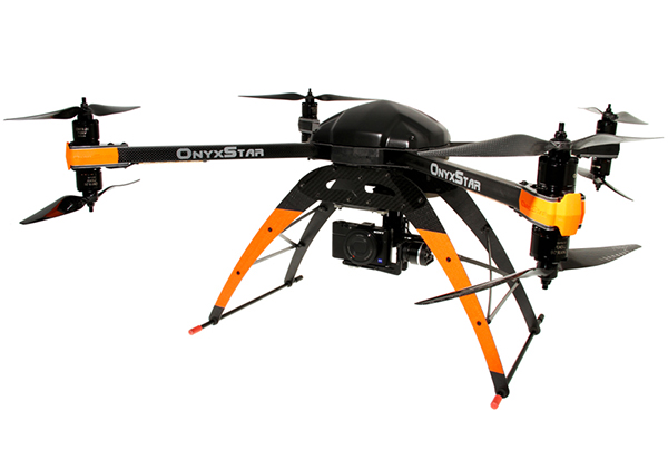 onyxstar fox c8 compact powerful drone uav uas lightweight leger puissant 3 - Showroom