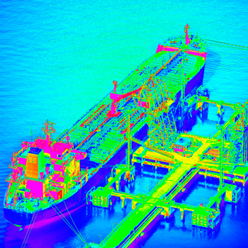 Drone thermal imagery - UAV thermal surveillance