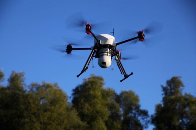 onyxstar xena observer drone uav surveillance security laser - XENA