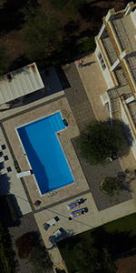 real estate immobilier villa maison aerial photography - FOX-C8 HD
