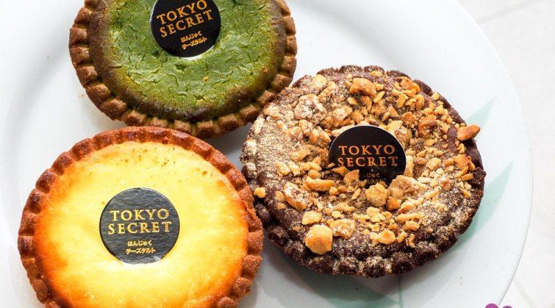 Tokyo Secret Vs Hokkaido Baked Cheese Tart Malaysia Johor Travels Oo Foodielicious