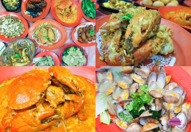 Ban Leong Wah Hoe Seafood Restaurant – Chilli Crab & Wok Hei Dishes