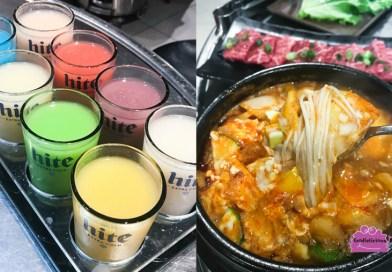 Seorae Korean Charcoal BBQ Wagyu Short Ribs & Rainbow Makkoli at Plaza Singapura