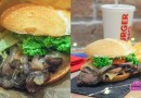 Burger King's Ultimate Striploin Steak Mushroom Swiss Burger for a Limited Time in Singapore