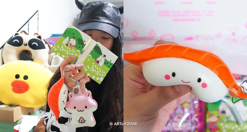 Kawaii Box – Super Cute Monthly Subscription Box with Hello Kitty, Moomin, Sumikko Gurashi & More!