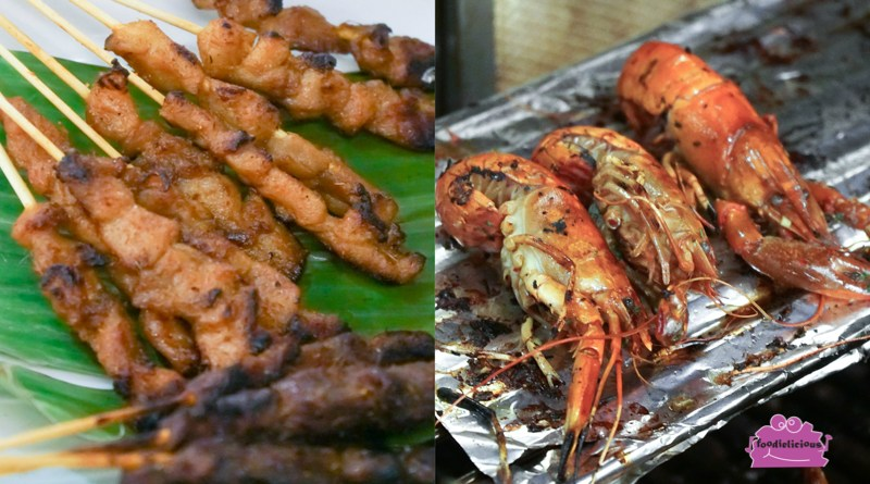 Royale Restaurant Rasa Sayang BBQ Buffet from $38++ this Singapore Food Festival