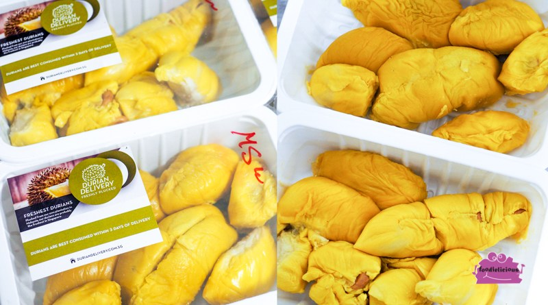 Durian Delivery – Express Delivery in 2 Hours & Past Midnight to your Home!