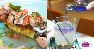 TONO Cevicheria's first Latin American Food Festival, LATINADA I, at Duo Galleria