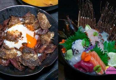 RIZU Modern Japanese Restaurant at Duxton wows with Sashimi & Sushi Platter