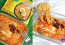 Indomie's New Salted Egg Instant Noodles only $0.90 on Shopee – the cheapest you can find!