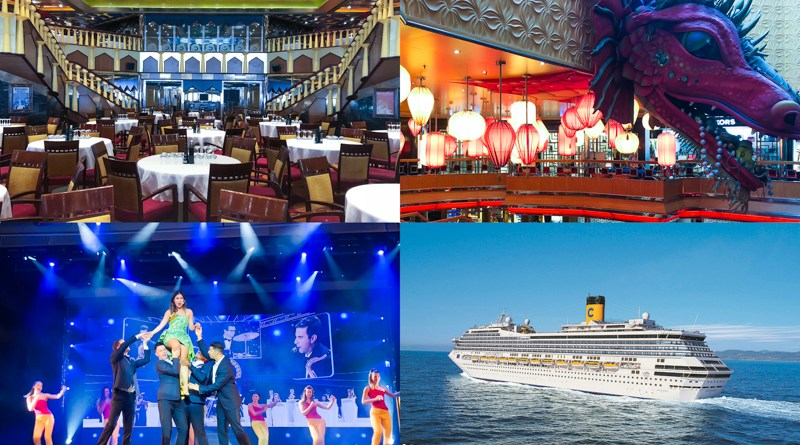 Costa Fortuna Cruise is a Floating Museum at Sea now in Singapore till 26 Feb 2019